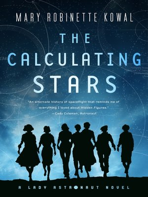 cover image of The Calculating Stars